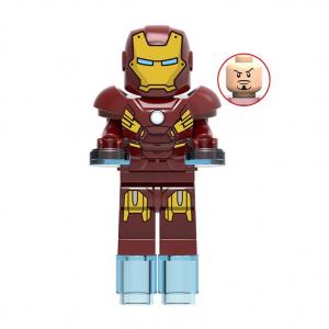 Lego Ironman Minifigure