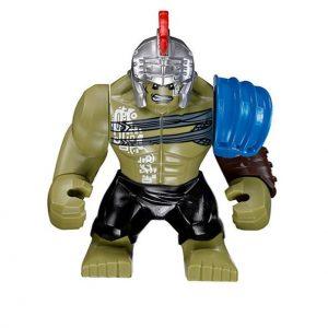 Hulk Thor Ragnarok Lego