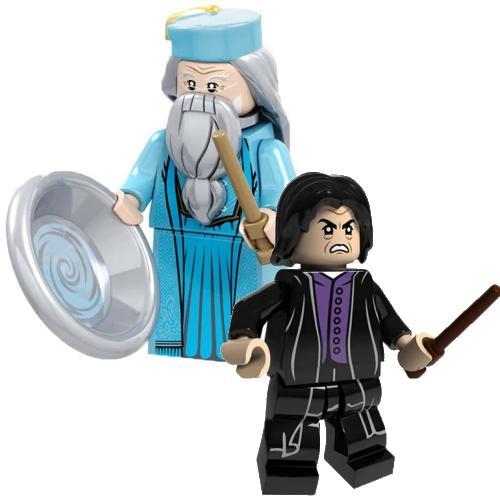 Dumbledore & Snape Figure