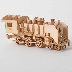 Train model kit