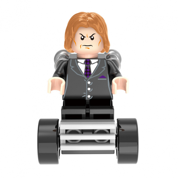 Lego Professor X Wheelchair Minifigure