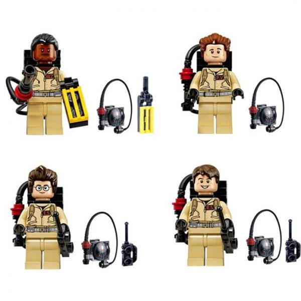Ghostbusters Minifigures
