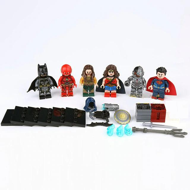 Justice League Minifigures