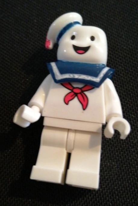 Stay Puft Minifigure