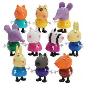 Peppa Pig Friends Figures Pack