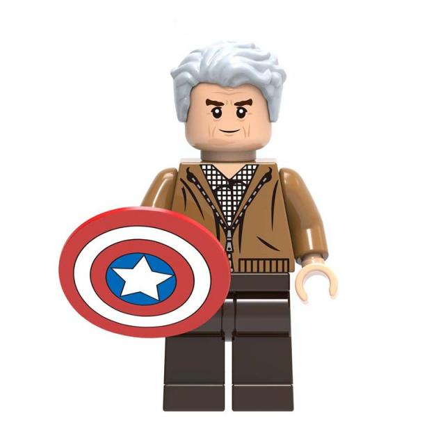 Lego Old Captain America