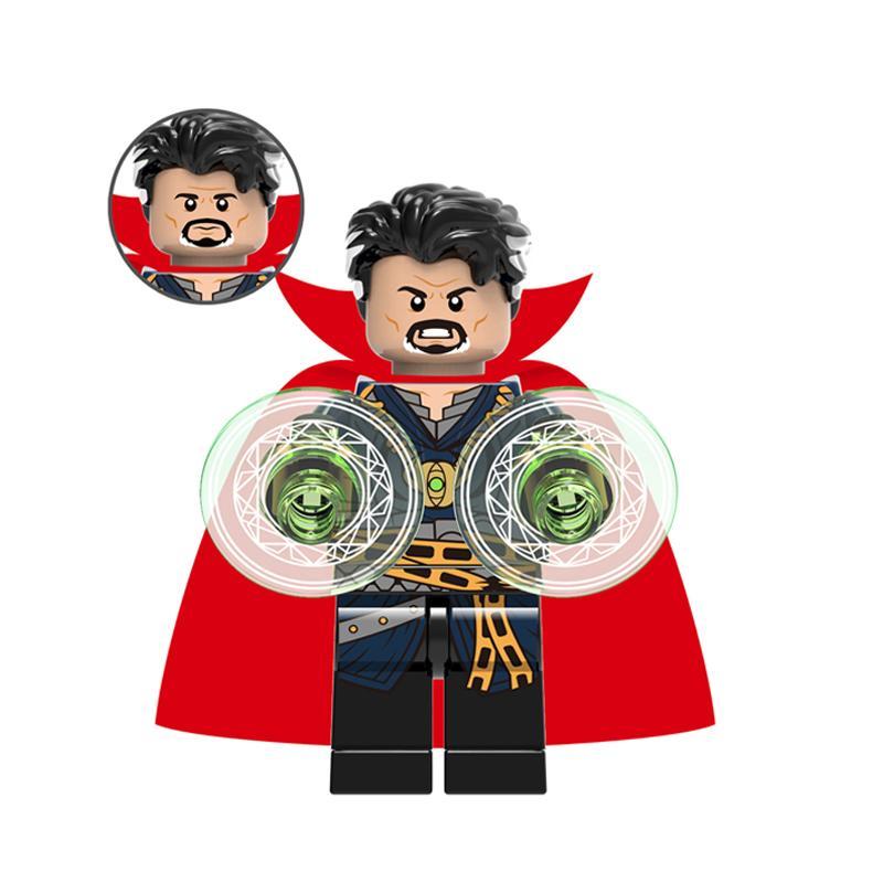 Lego Dr Strange minifigure