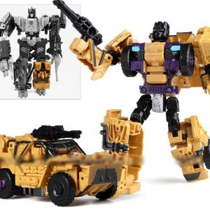 Transformers Combiner Wars Swindle