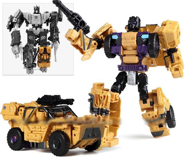 Transformers Combiner Wars Swindle