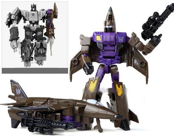 Transformers Combiner Wars Blast Off Figure