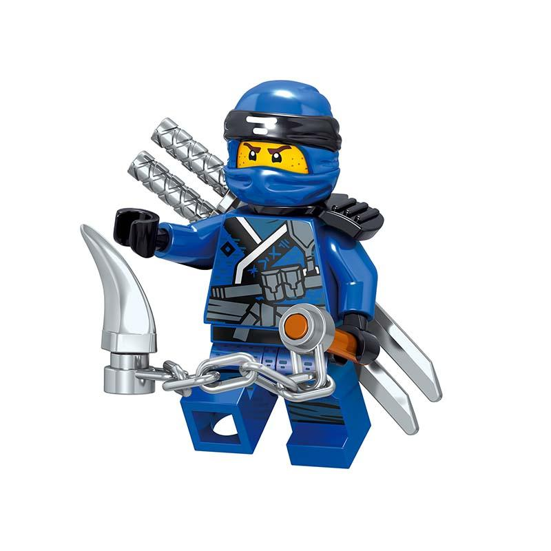 Lego Ninjago Jay Minifigure