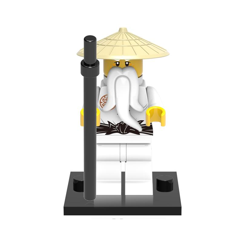Lego Ninjago Master Wu