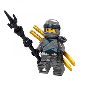 Lego Ninjago Nya Minifigure