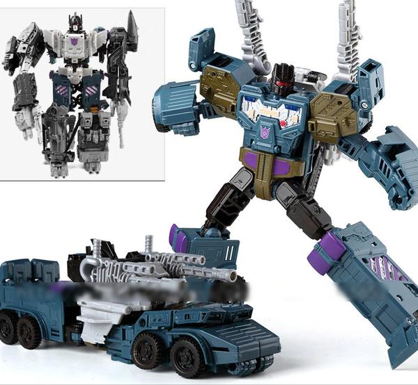 Transformers Combiner Wars Onslaught Figure