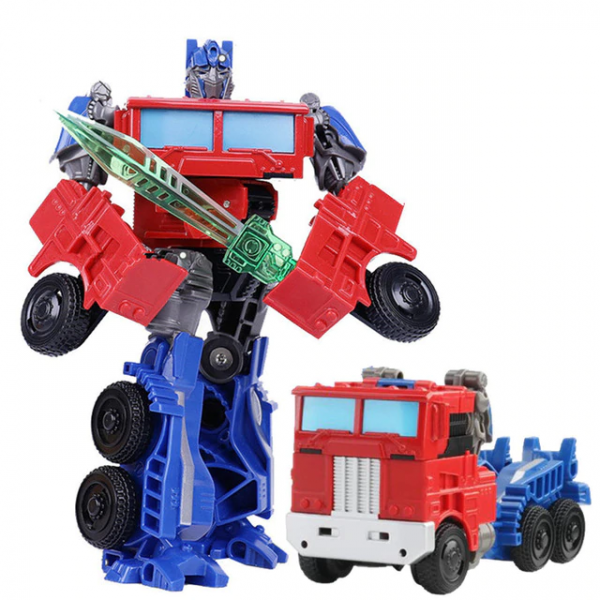 Transformers Optimus Prime Truck Figure
