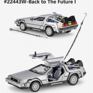 Back to the Future Delorean Diecast Model