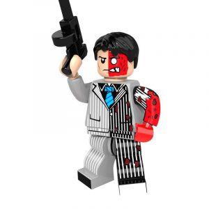 Lego Two-Face Minifigure