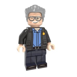 Lego Stan Lee Minifigure