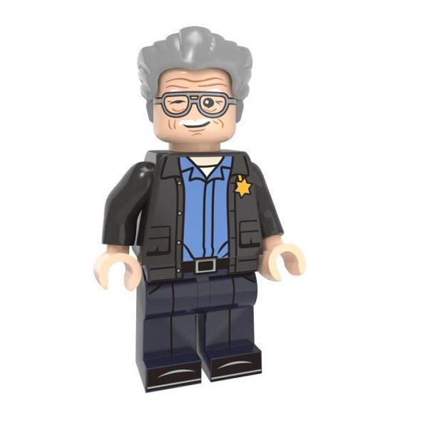 Lego Stan Lee Minifigure